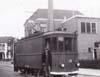 Tram in vroeger tijd
